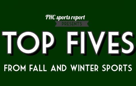 FHC Sports Report Presents: Tops Fives From Fall and Winter Sports