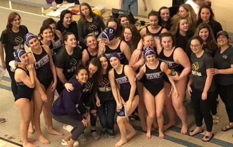 Water polo reaches for states this season