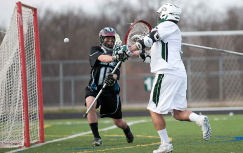 Varsity boys lacrosse clinches two big wins in Indiana this weekend