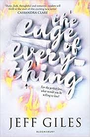The Edge of Everything proves to be an excellent fantasy novel