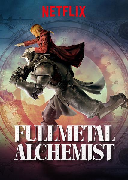 Netflix's new Fullmetal Alchemist is a decent live action movie