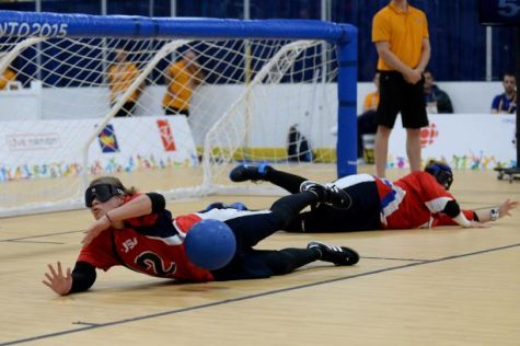 ASL will be adding goalball to it's curriculum thanks to $1020 grant