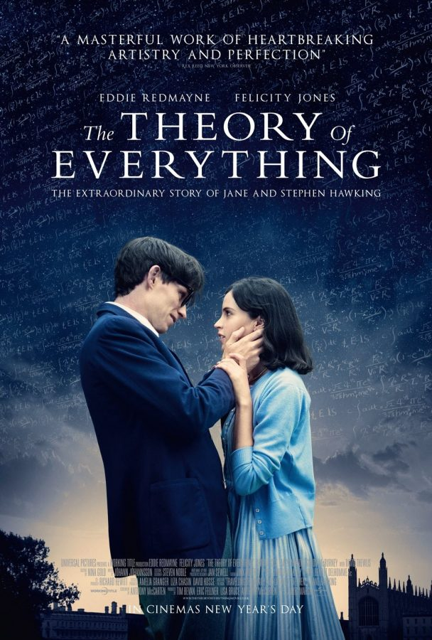 The Theory of Everything was lacking in almost every aspect