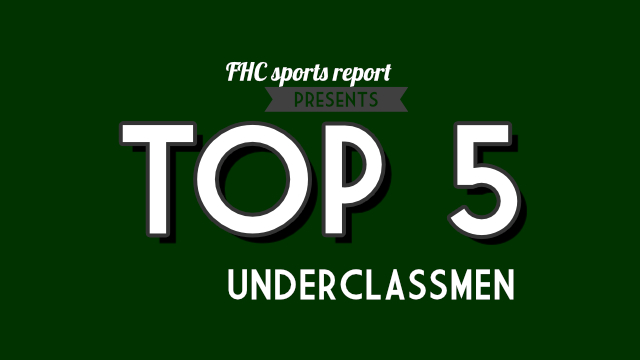 Top 5 Underclassmen