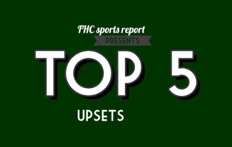 Top 5 Upsets