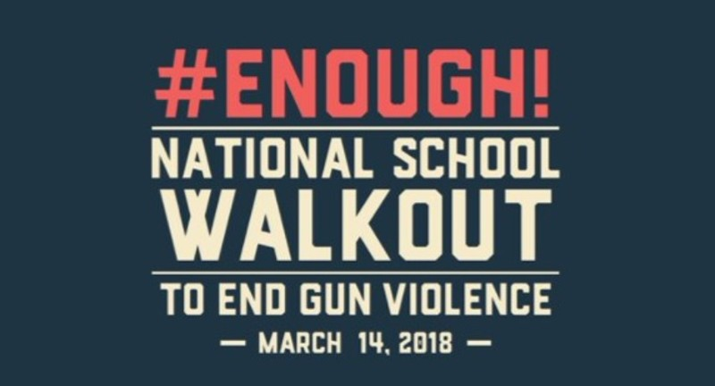 FHC students prepare to participate in national school walkout