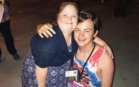 Parker David has found his passions through theater and volunteering