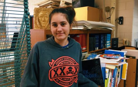 Humans of FHC: Mya Gentry
