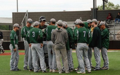 Varsity baseball has high expectations for the season