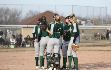 Varsity softball drops a tough pair of conference outings to Northview