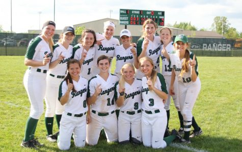 Varsity softball adds youth and looks to take OK white conference