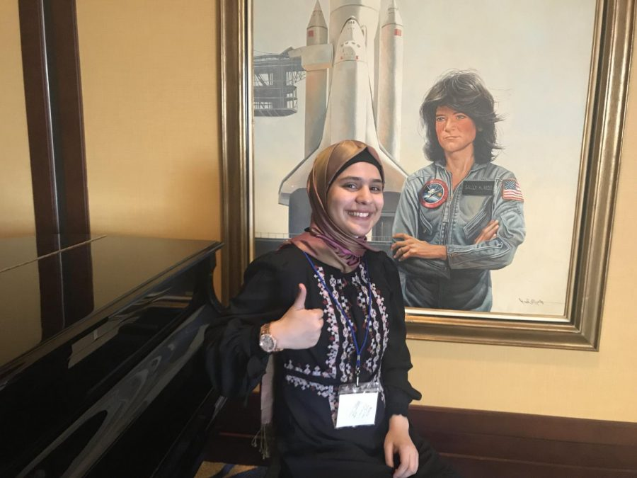 Humans of FHC: Ayah Ayesh