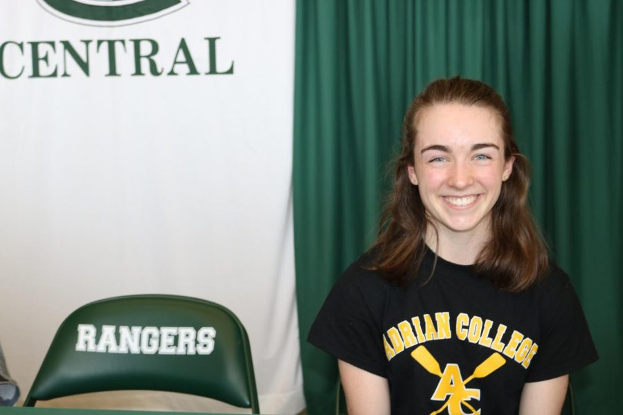 Grace Cool - Adrian College