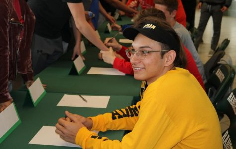 Evan Purcell – Adrian College