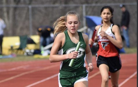 Freshman year has brought new opportunities for Emma Hansen
