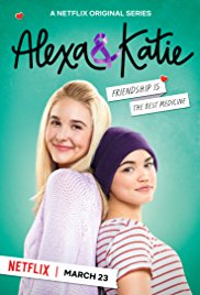 The Netflix original show Alexa and Katie exceeds expectations