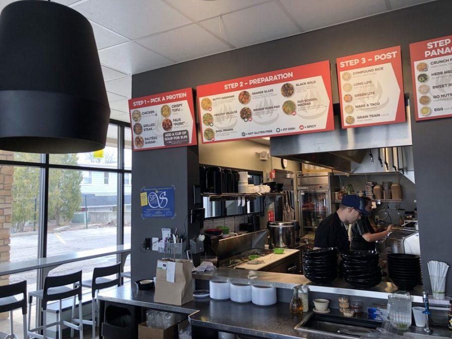 Eastern Cooking Meets Fast Food At Wok & Mortar