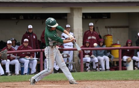 Varsity baseball picks up two wins in Jimmy Gerken Tournament
