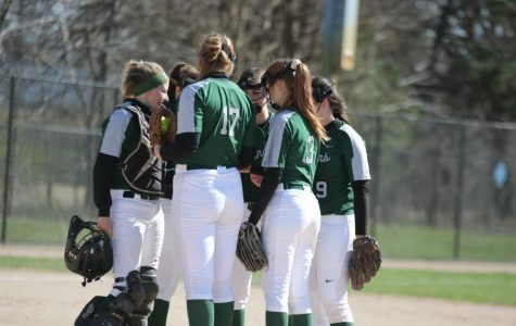 Varsity softball completes the sweep of Ottawa Hills after enormous victory 47-0