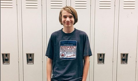 Humans of FHC: Jack Ferin