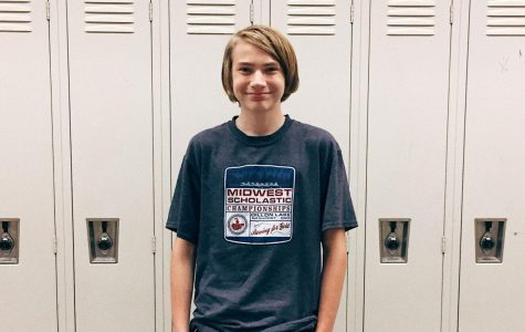 Humans of FHC: Alex Sneider