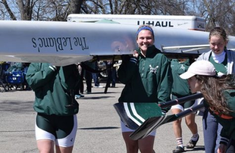 FHC Crew shows yet another strong performance in their final regatta