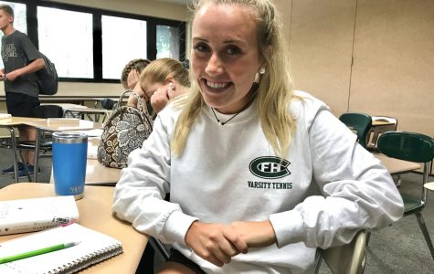 Humans of FHC: Katie McClure