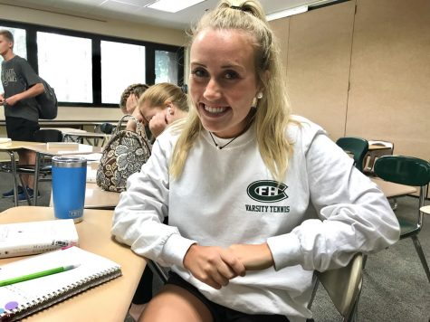 Humans of FHC: Megan Cushman
