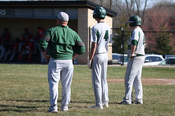 Varsity baseball wins 10-0 over Greenville