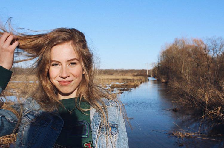 Kathryn Chambers - Class of 2019 Secretary