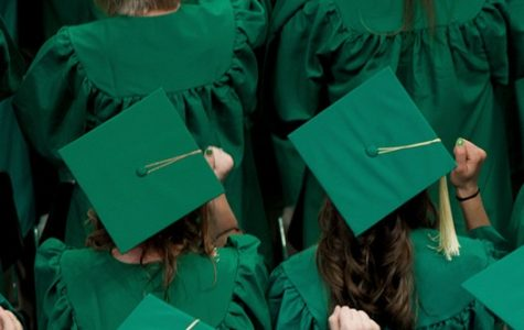 Students and parents should not be sad about graduation