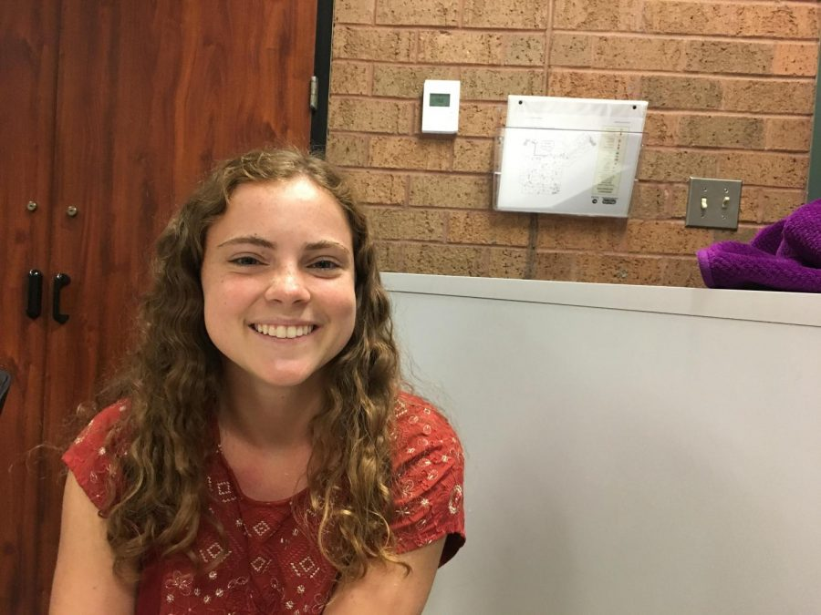 Humans of FHC: Ashley Jenkins