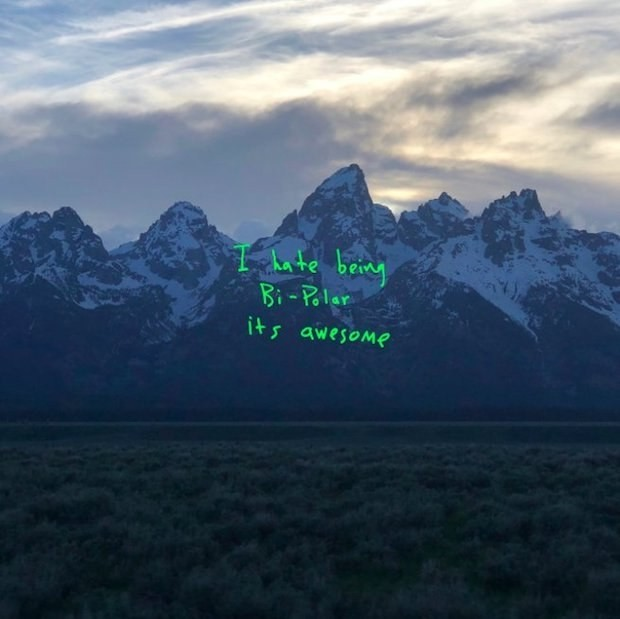 Ye is a triumphant 8th album from Kanye West