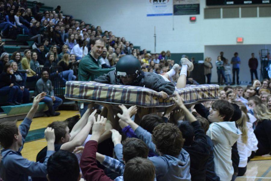 August Rewind: Assemblies of the 2017-2018 school year
