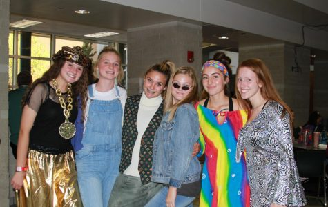 Homecoming Spirit Week 2018 – Day 4: Throwback Day