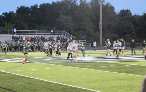 Powderpuff Game - September 24, 2018