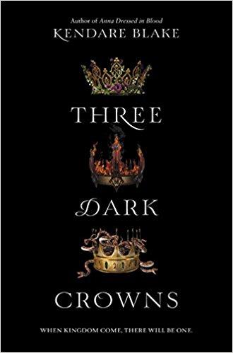 The Three Dark Crowns series is a darkly thrilling piece of literature