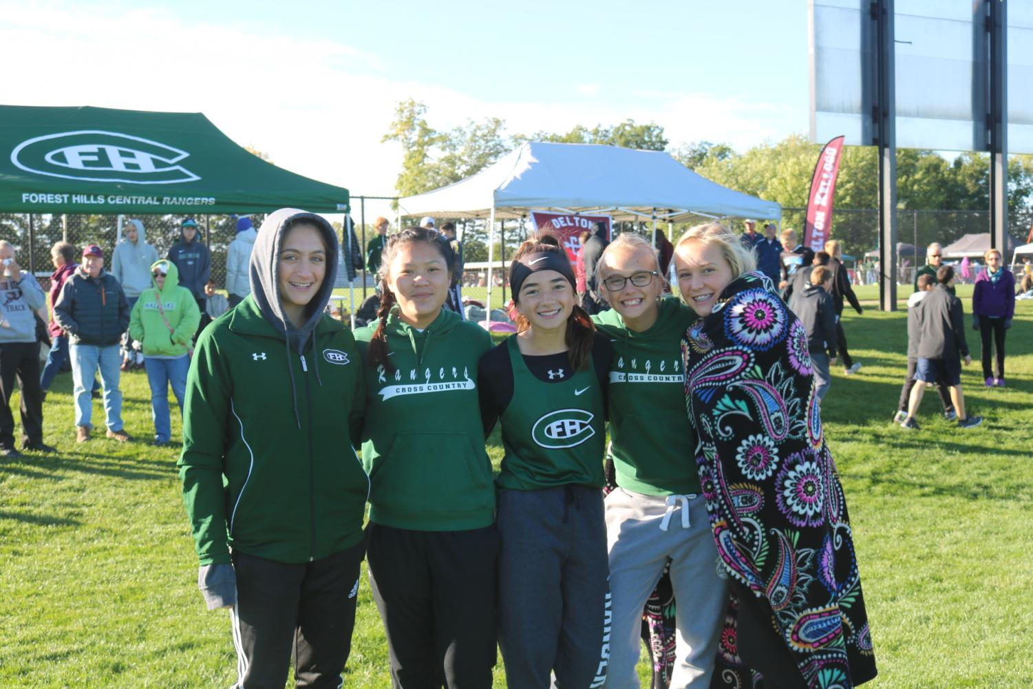 FHC Cross Country @ Cougar Falcon Invitational – Sept. 22