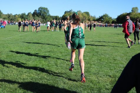 FHC cross country teams finish fifth and sixth at the Cougar Falcon Invite