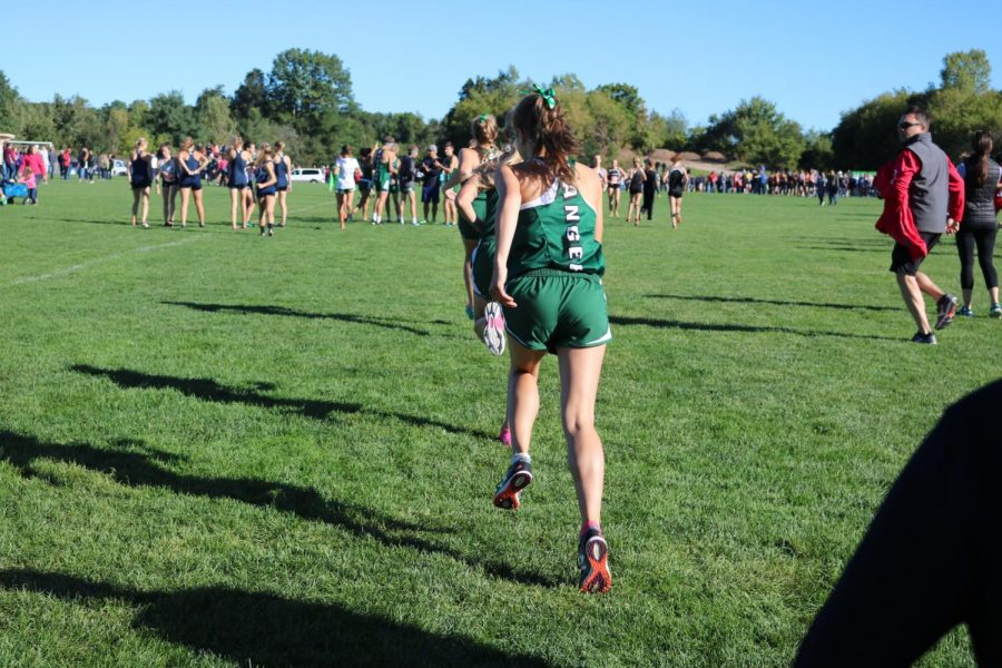 FHC+cross+country+teams+finish+fifth+and+sixth+at+the+Cougar+Falcon+Invite