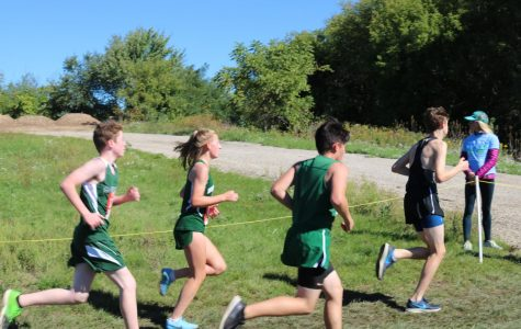 Cross country teams compete in Portage Cross Country Invite this past weekend