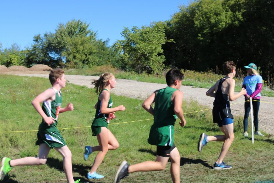 Cross+country+teams+compete+in+Portage+Cross+Country+Invite+this+past+weekend