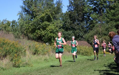 Cross Country finishes strong at Wednesday's OK White Jamboree