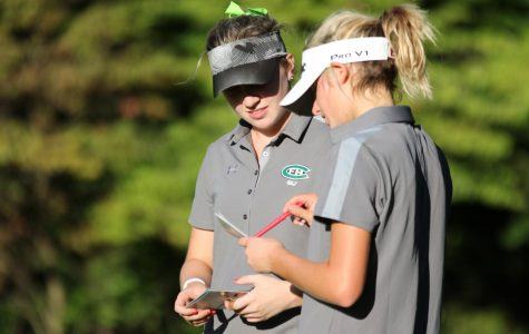 Girls varsity golf team takes second place at FHN jamboreee