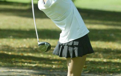 Girls varsity golf secures second place at Cedar Springs jamboree