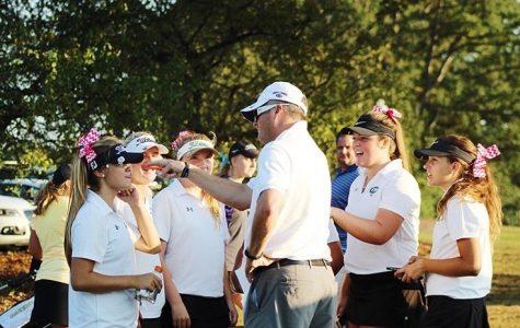 Girls varsity golf takes second at Lowell Jamboree