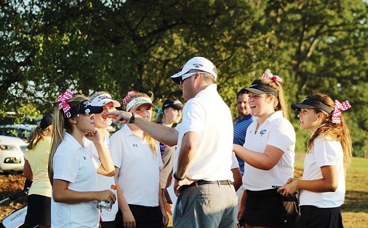 Girls+varsity+golf+takes+second+at+Lowell+Jamboree