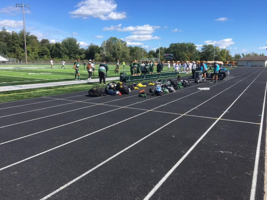 Big+second+half+leads+boys+varsity+soccer+to+4-1+win+over+Portage+Northern