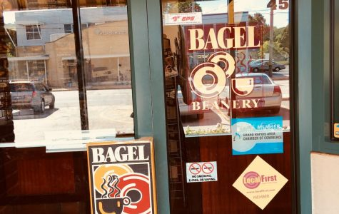 The Bagel Beanery was an unexpected treat