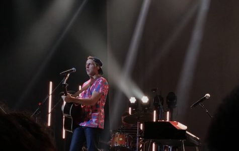 Ben Rector's performance at 20 Monroe Live was an extraordinary glimpse into his world